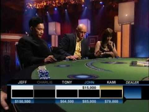 World Series of Blackjack Final Table - Part 4