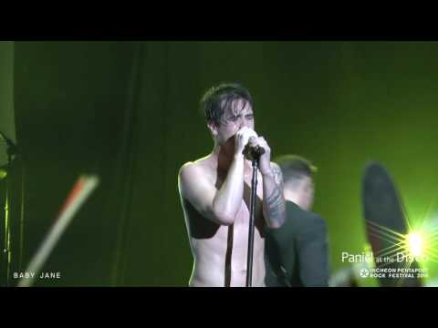 Panic! at the Disco -  Victorious @ Incheon Pentaport Rock Festival 2016