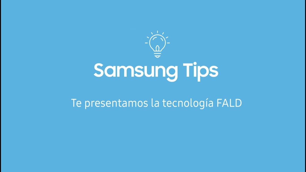 Samsung - Te presentamos la tecnología FALD