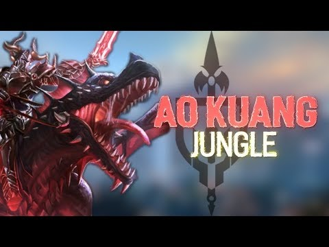 Ao Kuang Ranked Jungle: ABUSING POLY KUANG BEFORE IT IS NERFED! - Incon - Smite