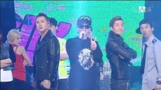 에픽하이_Don`t Hate Me(Don`t Hate Me by Epik High@Mcountdown 2012.11.08)