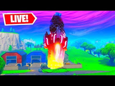 The FINAL STAGE Of The ROCKET LAUNCH In Fortnite..! (COMING SOON)