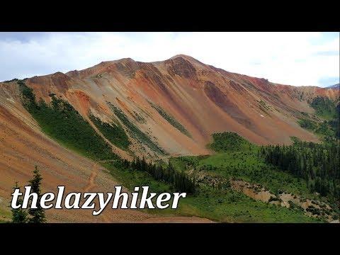 Silent Scenery - San Juan Mountain Range - Rocky Mountains - Southwest Colorado