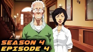 """The Boondocks"" S4E4 Review ""Early Bird Special"" Grandad AKA Male Gigolo?"
