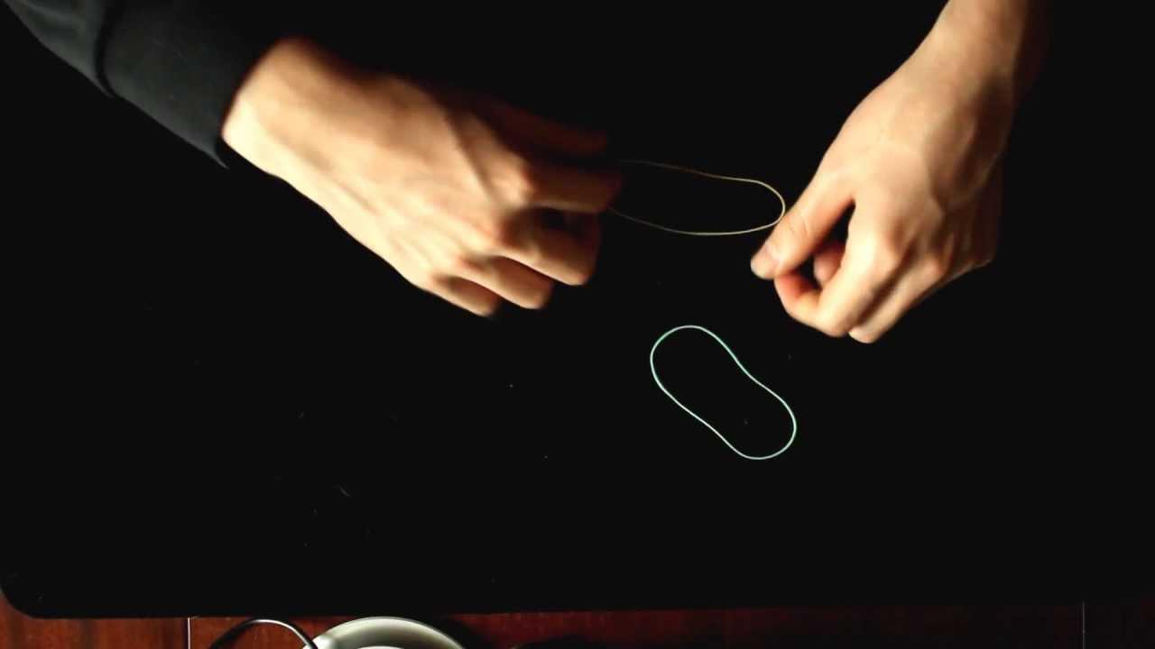 tour de magie elastique explication
