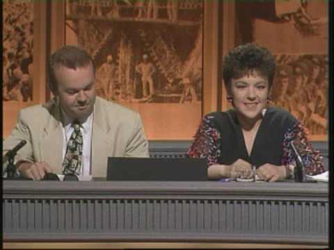 John Lloyd's Newsround 1990 (Have I Got News For You Pilot ...