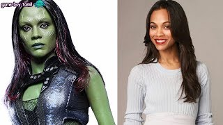Avengers : Infinity war Characters In Real life
