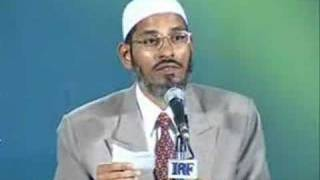 DR.Zakir Naik:Similarities Between Hinduism and Islam(13-15)
