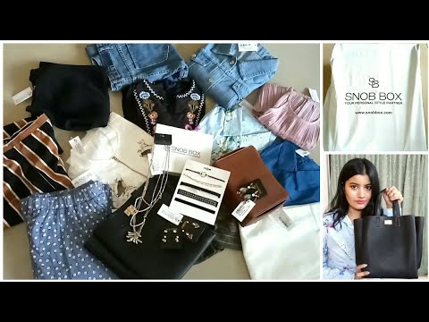 SNOBBOX - Personal Styling India - Good or Fail? - Honest Review