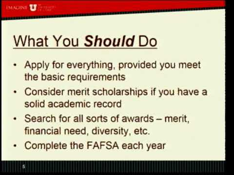 2-10-2018 Scholarship Workshop for Admitted Students