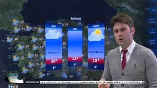 Meteoroloji Genel Müdürlüğü Hava Durumu 27.03.2018