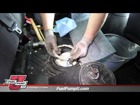 How to Install Fuel Pump Assembly E8671M in a 2005 - 2007 Volkswagon Jetta Rabbit EOS