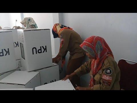 1.892 Kotak Suara Pemilu 2019 Sudah Dirakit KPU Pangkep Mp3