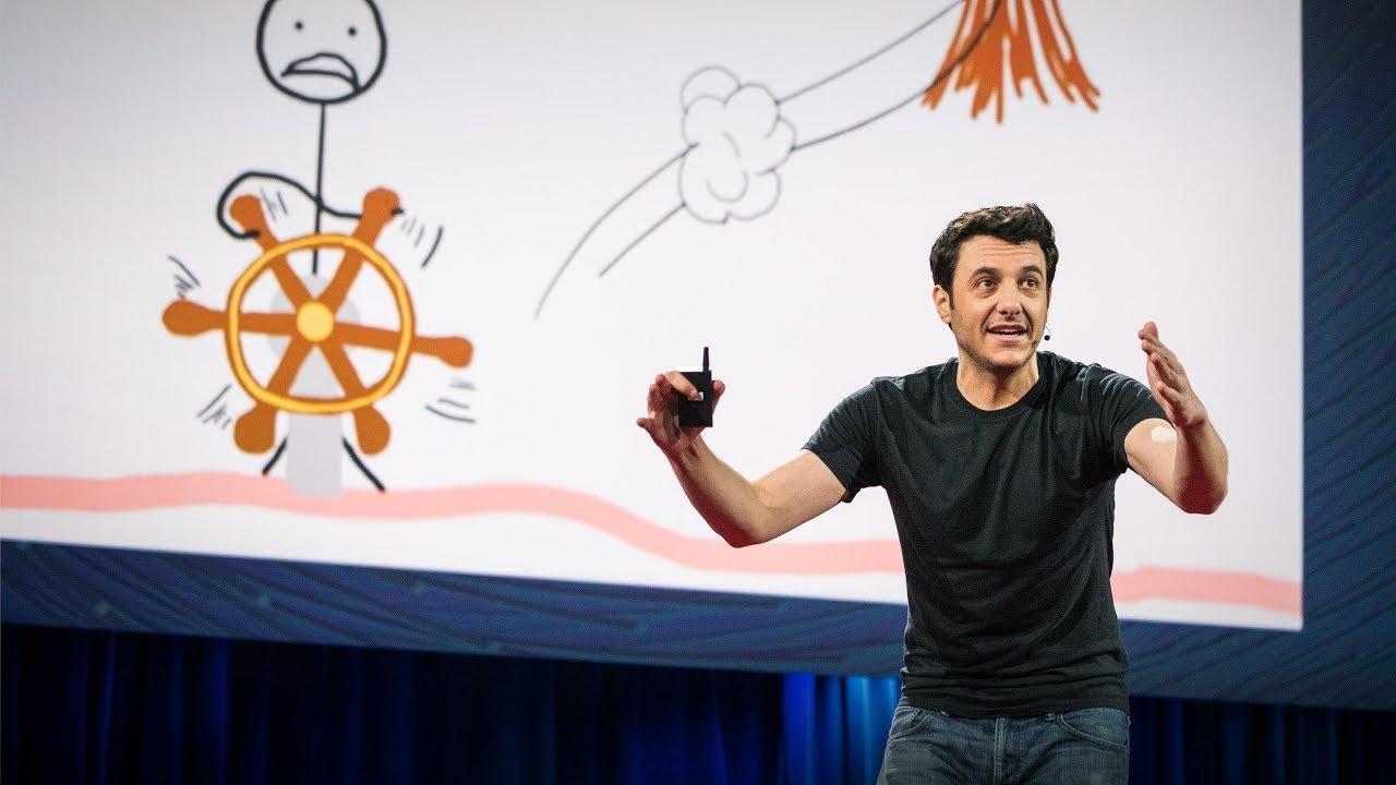 TED | Что происходит в мозгу у мастера прокрастинации | Тим Урбан | TED на русском языке