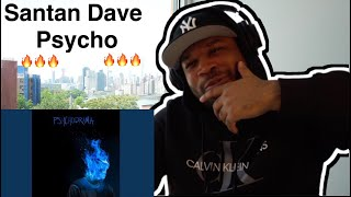 HARLEM NEW YORKER REACTS to UK RAPPER! Dave - Psycho