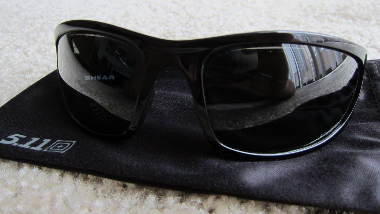 565fb2e6b33 5.11 Shear Polarized Eyewear - YouTube