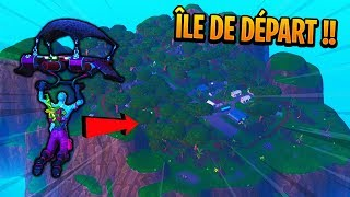 GLITCH (C) BACK on THE EL of DEPART on FORTNITE BATTLE ROYALE!! (Fortnite Season 8)