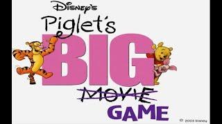 Disney's Piglet's Big Game PC Gameplay