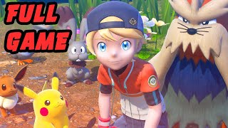 NEW Pokemon Snap - Full Game Walkthrough (Nintendo Switch)