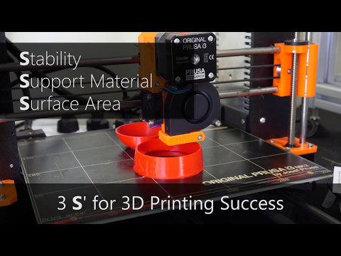 Improve your chances of 3D Printing Success! 3D Printing Masterclass