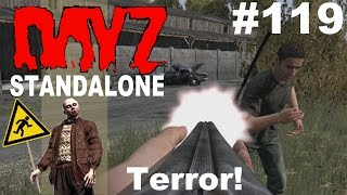 DayZ Standalone gameplay german * Killer-Polizist + Bambi-Terror * deutsch  Let