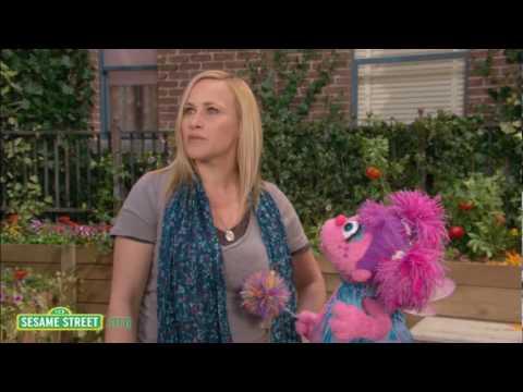 Sesame Street: Patricia Arquette: Metamorphosis