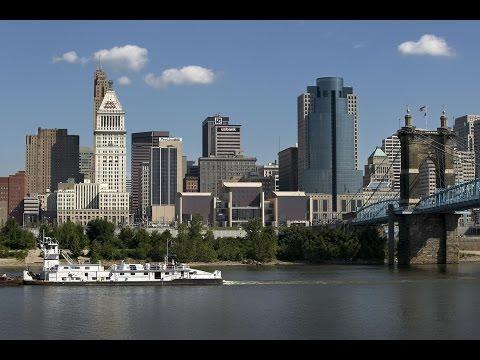 Top 10 Tallest Buidings In Cincinnati U.S.A. 2017/Top 10 Rascacielos Más Altos De Cincinnati E.U.A.