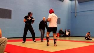 UKC Kickboxing: Canterbury vs Medway 4