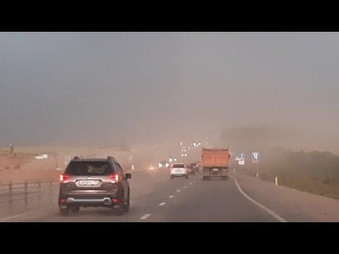 Ураган на трассе