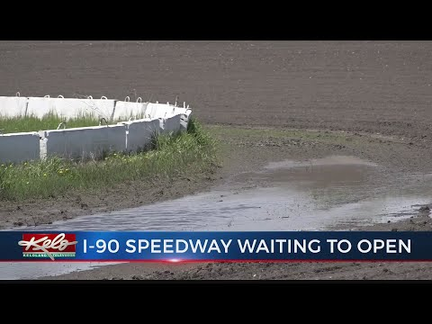 I-90 Speedway still waiting to open