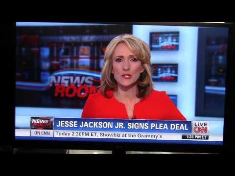 CNN protects Democrat felon's party identification