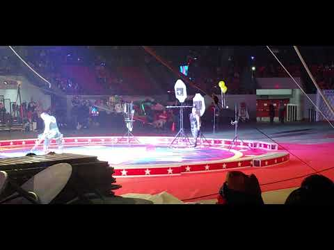 DEATH ARROW ACT | Kosair Shrine Circus 2019 Part 6 | Louisville KY