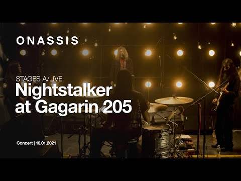 Nightstalker at Gagarin 205 | STAGES A/LIVE