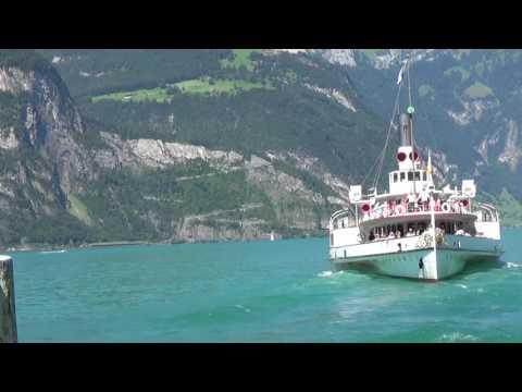 Gotthard   Bahn von Brunnen   Flüelen