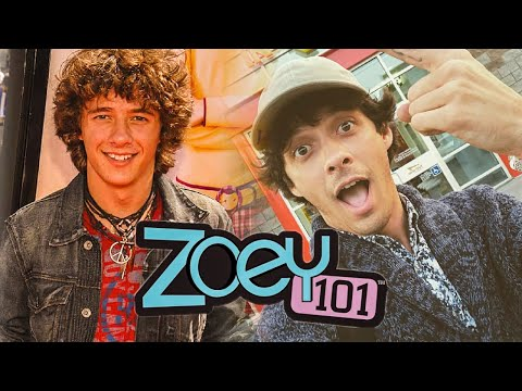 ZOEY 101 CAST - THEN AND NOW (2018)