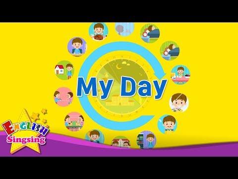 Học tiếng Anh chủ đề 1: hoạt động hằng ngày