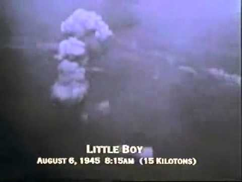 atomcentral com the bombing of hiroshima and nagasaki