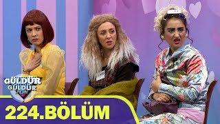 Güldür Güldür Show 224.Bölüm (Tek Parça Full HD)