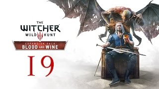 WITCHER 3: Blood and Wine #19 : A Knight's Tales