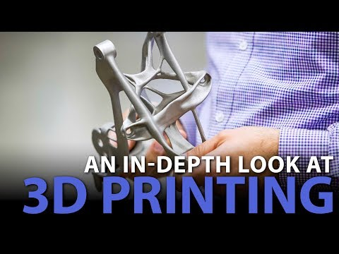 Straight Talk On The Future of 3D Printing - AAH #421 LIVE