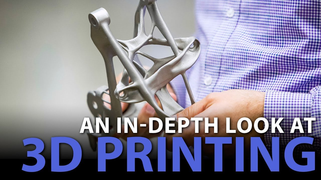 The Amazing World of 3D Printing - Autoline After Hours 421