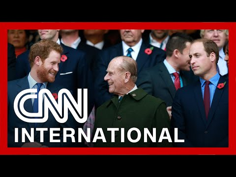 UK royals pay tribute to Prince Philip