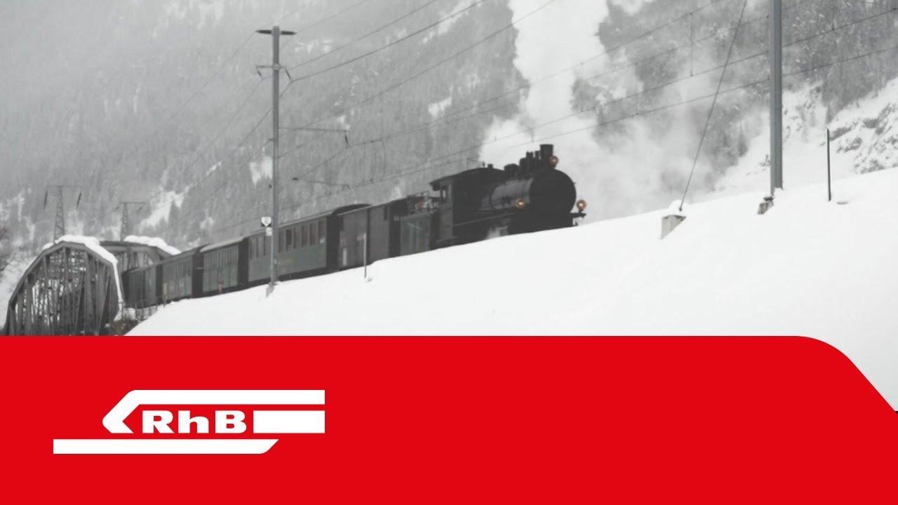 Calendario Treni Storici 2020.Giri In Treno A Vapore Ferrovia Retica Sa