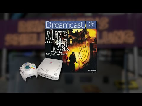 Gameplay : Alone in the Dark: The New Nightmare [Dreamcast]