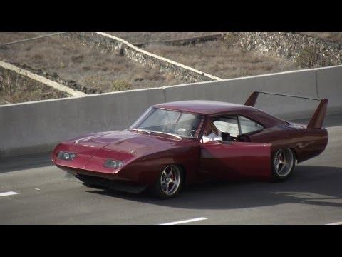 Making Of Fast And Furious 6 - Racing Cars