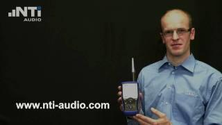 NTi Audio: XL2 Basics