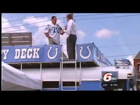 Tickets Sell Out For Colts Preseason Opener
