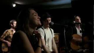 "The Lumineers - ""Ho Hey"" - HearYa Live Session 4/13/12"