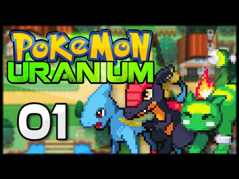 Pokémon Uranium - Episode 1 | The Professor's Test!