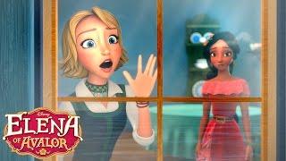 Home For Good | Music Video | Elena of Avalor | Disney Junior
